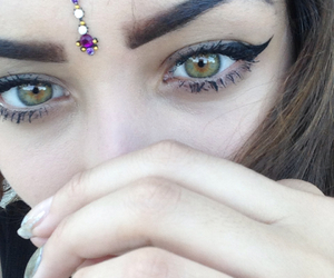 eyes, tumblr, and grunge image