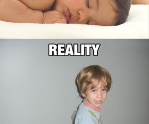 funny, dad, and reality image