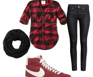 fashion, Polyvore, and rot image