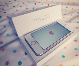 iphone, iphone 5s, and we heart it image