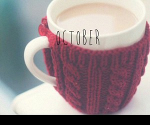 october, autumn, and cute image