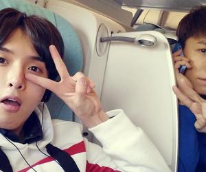 donghae, suju, and super junior image