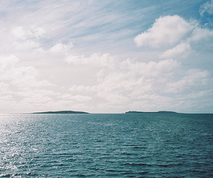 35mm, sky clouds, and coast image