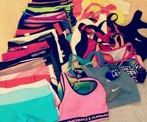 clothes, fitness, and motivation image