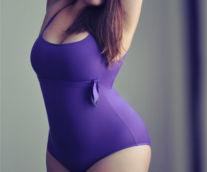 beautiful, curves, and curvy image