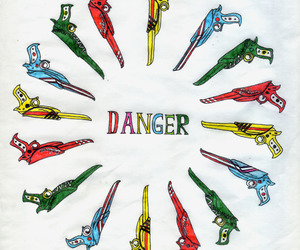 mcr, my chemical romance, and danger days image