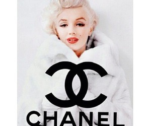 chanel, pink, and wallpaper image