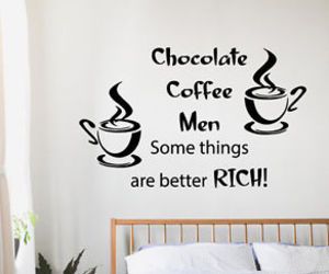 kitchen decor and wall quotes image