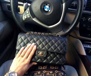 bmw, chanel, and luxury image