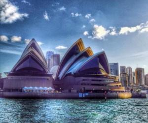 opera, sidney, and Sydney image