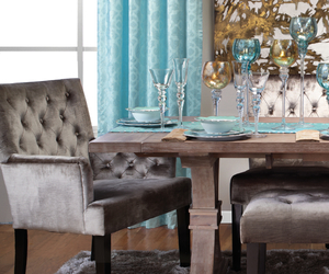 dining room, home decor, and home image