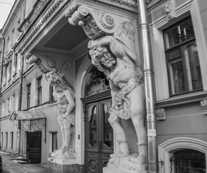 architecture, art, and europe image