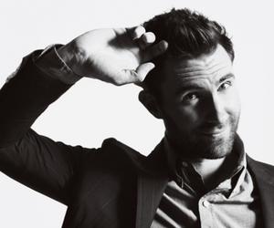 adam levine, maroon 5, and sexy image