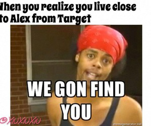 target, alex from target, and alex image