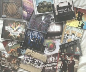 all time low, music, and paramore image