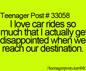 teenager post, car, and true image