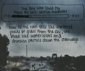 pierce the veil, Lyrics, and ptv image