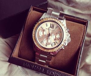 Michael Kors, luxury, and watch image