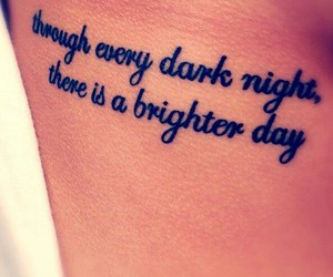life, Tattoos, and quotes image