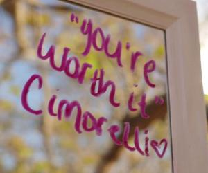 cimorelli and you're worth it image
