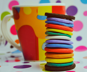 chocolate, colors, and colourful image
