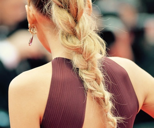 blake lively, blonde, and braid image