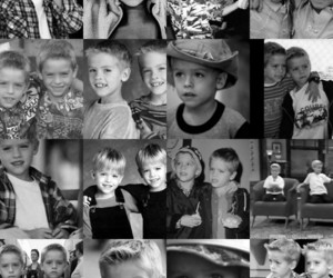 dylan and cole sprouse image