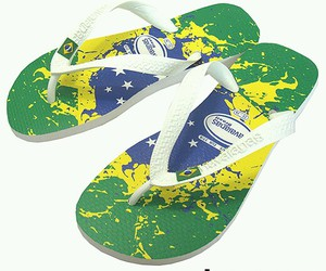 brasil, havaianas, and shoes image