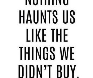 quotes, shopping, and clothes image
