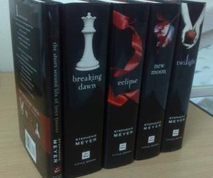 books, twilight saga, and crepusculo image