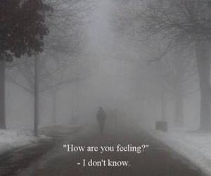 alone, feels, and lonely image