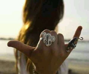 rings, summer, and hangloose image