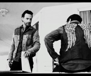 norman reedus, andrew lincoln, and daryl dixon image