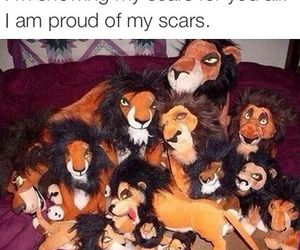 scars, lol, and funny image
