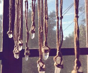crystal, indie, and vintage image