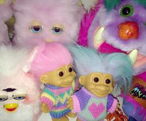 furby, troll, and funcy image