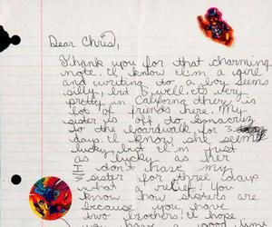 katy perry, Letter, and love image
