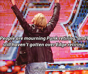 edge, missing you, and wwe image