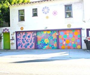 colors, flowers, and malibu image