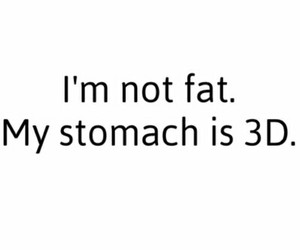fat, 3d, and funny image