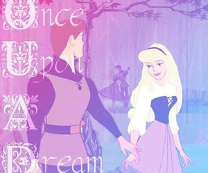 aurora, sleeping beauty, and once upon a dream image