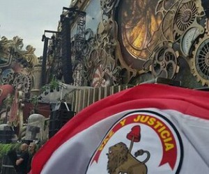 paraguay and Tomorrowland image