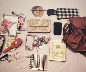 bag, fashion, and stuff image