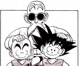 goku and dragon ball image