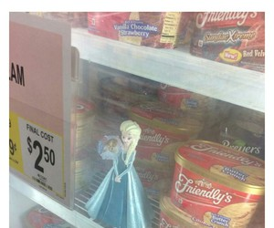 frozen, funny, and home image
