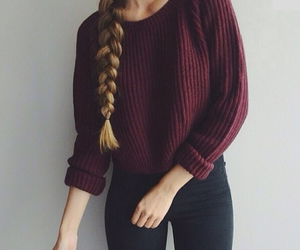 cloths, jumper, and sweater image