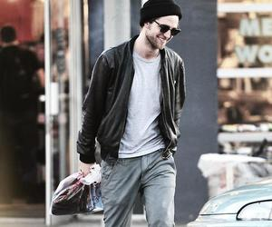robert pattinson and smile image
