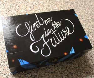 box, ghibli, and gift image