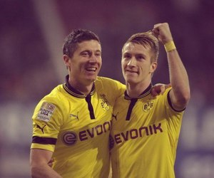 soccer, sports, and borussia dortmund image