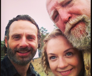 the walking dead, twd, and hershel image